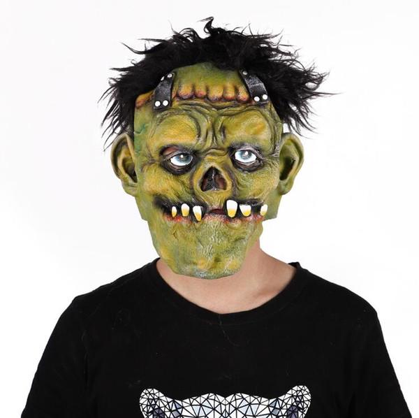Maschera horror di Halloween