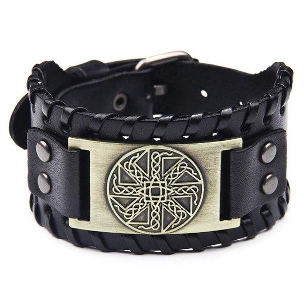 # 6: Negro + color de bronce antiguo