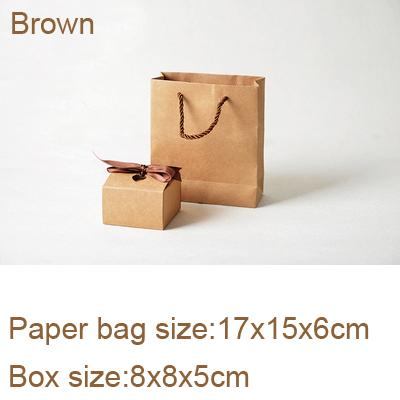 8x8x5cm 8x8x5cm Brown