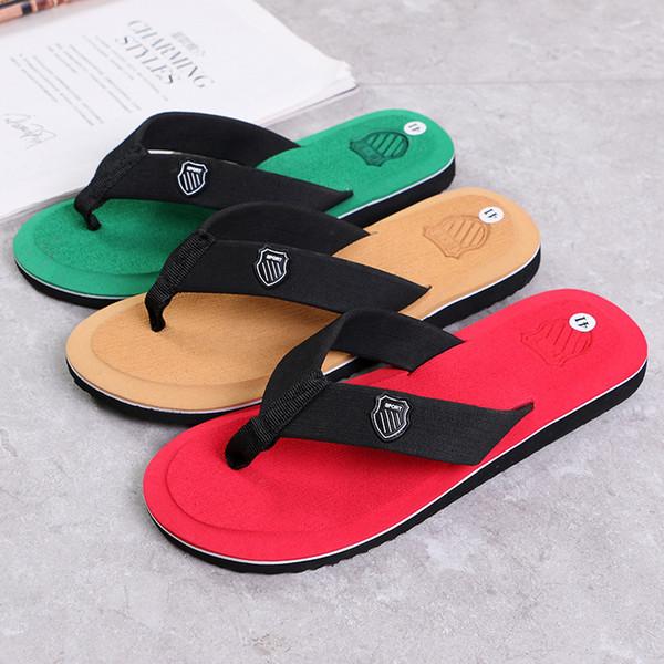 Erkek Kadın Sandalet Tasarımcı adamın sandalet Suedue patent Flip Flop deri ayakkabı sandalet boyutu 35-41 kadın terlik plaj terlik