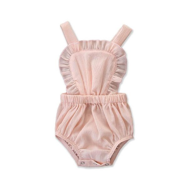 Summer baby girl clothes cute baby romper cotton baby girl designer clothes Infant Jumpsuit princess Newborn Romper suspender Rompers