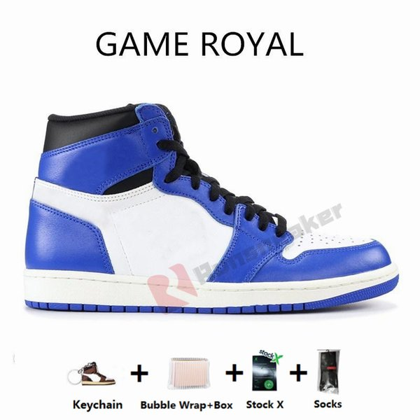 1s-Royal Game