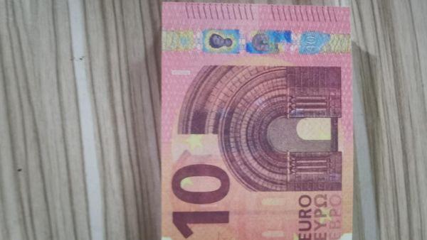 10 100pcs التي اليورو