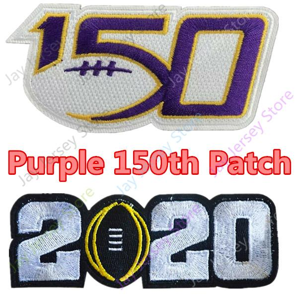 purple 150+2020 black patch
