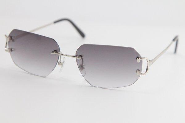 Silber Grau Objektiv