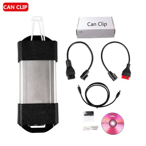 CAN Clip V178 Latest Diagnostic Tool For CAN Clip V178 Multi-languages