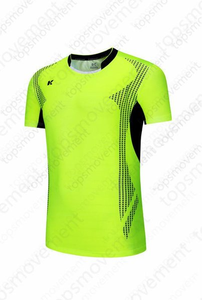 Lastest Мужчины трикотажные изделия футбола Горячие продажи Открытый одежда Футбол одежда высокого качества 2020 00625
