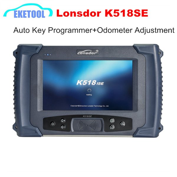 New Released Lonsdor K518ISE Auto Key Programmer Immobilization With Odometer Adjustment For All Makes Free For BMW FEM/EDC