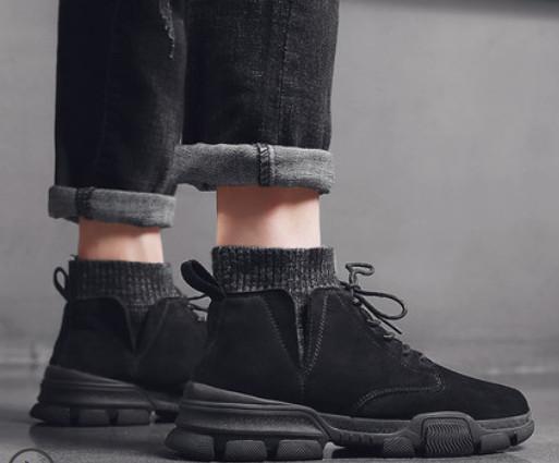 Damen Designer Stiefel Leder Laureate Platform Desert Boots Damen Designer Chunky Bootie Damenschuhe mit Box