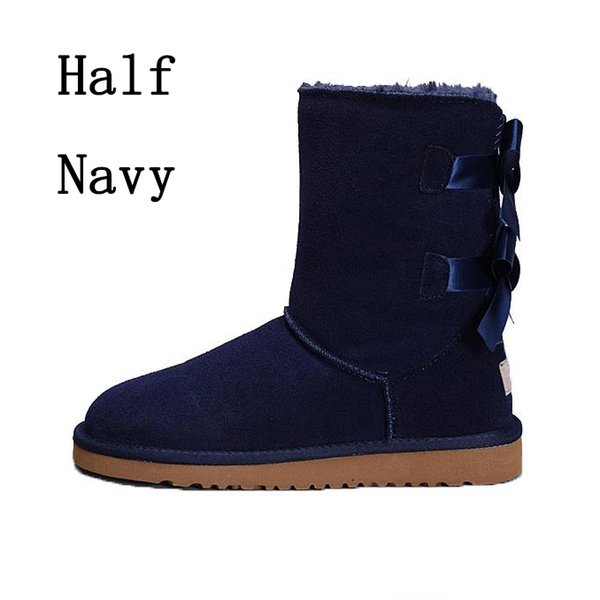 Bow Half Boots (6)
