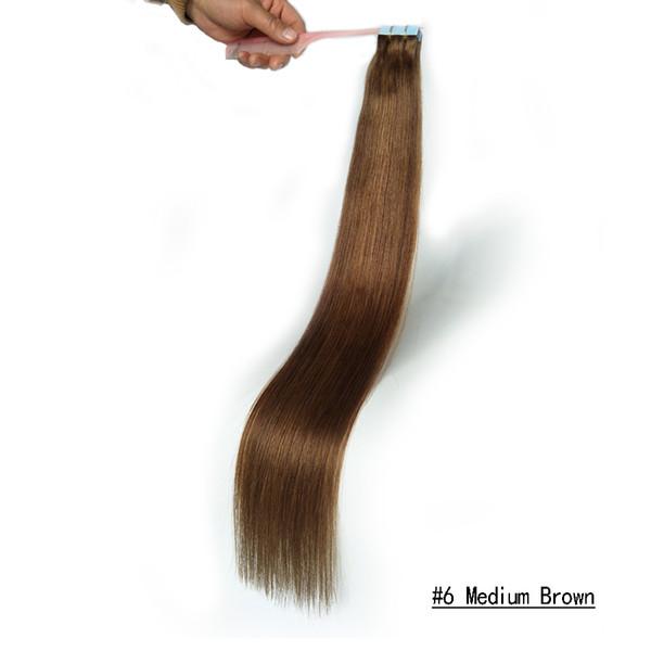 #6 brun moyen