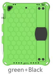 verde + negro