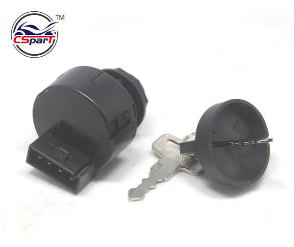 Polaris Sporcu 500 500CC 4x4 Quad Bike ATV Anahtarı Anahtar 4 Pin