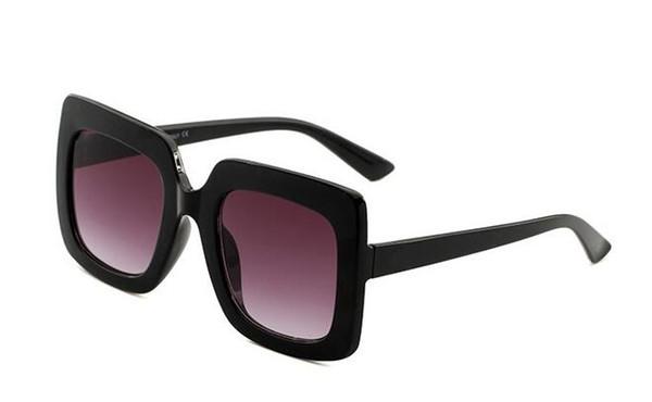 0328 Luxury-Высокое качество Классические Пилотные Солнцезащитные очки от дизайнеров Марка Mens женщин солнцезащитные очки очки металла Стеклянные линзы
