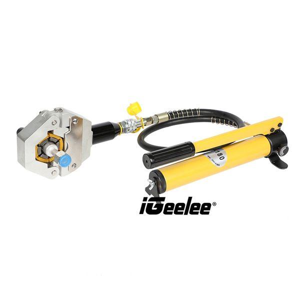 iGeelee IG-7842B Ручной гидравлический обжимной шланг для ремонта труб кондиционера
