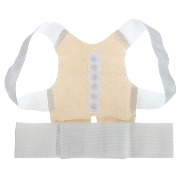 1PC Man and Woman Back Straighten Belt Waist Support Braces Posture Corrector Brace Shoulder Back support Sports Exercise belt