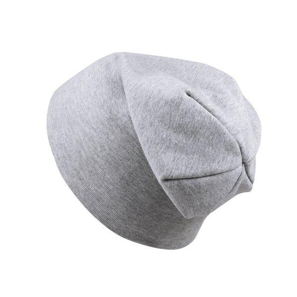 light grey hat
