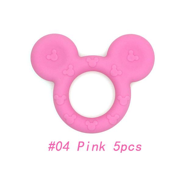 04 Rosa 5pcs