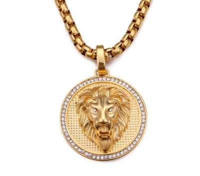 Collar de cristal Bling para hombre CZ Stone Rhinestone Jewelry Hecho a mano cadena de eslabones helados para regalos Cadena de eslabones de alta calidad Nueva llegada