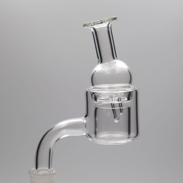Thermal Quartz Banger nail with carb cap Female Male 10mm 14mm 18mm frosted Joint for Glass Bongs
