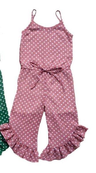 chiffon Pink dot