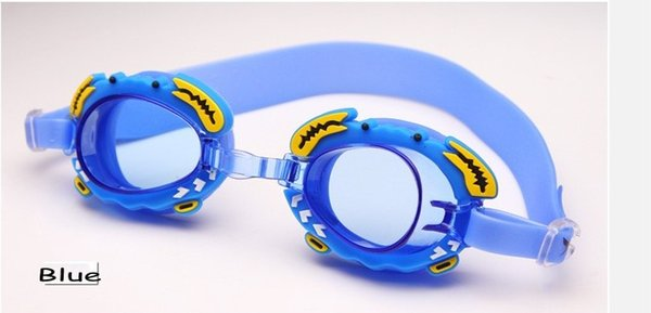 swim glasses Blue