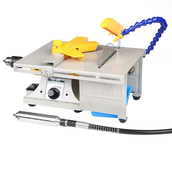 best selling 850W Multifunction Mini Table Saw Stone Polisher Engraving Machine Grinding machine Table Saws Cutting 220V
