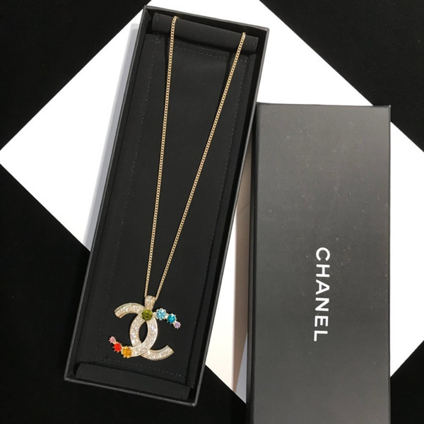 Fashion Pendant Choker Necklace Moon Star Gold Silver Color Alloy Chain Collar Necklace For Women Party Jewelry fashion