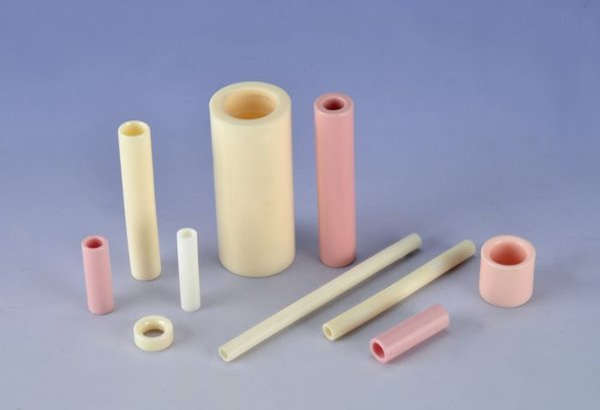 top popular Hot Sale Alumina Solid Porous Ceramic Wick ceramic Tube,high heat resistance ceramic tube 99% alumina ceramic sleeve 2021