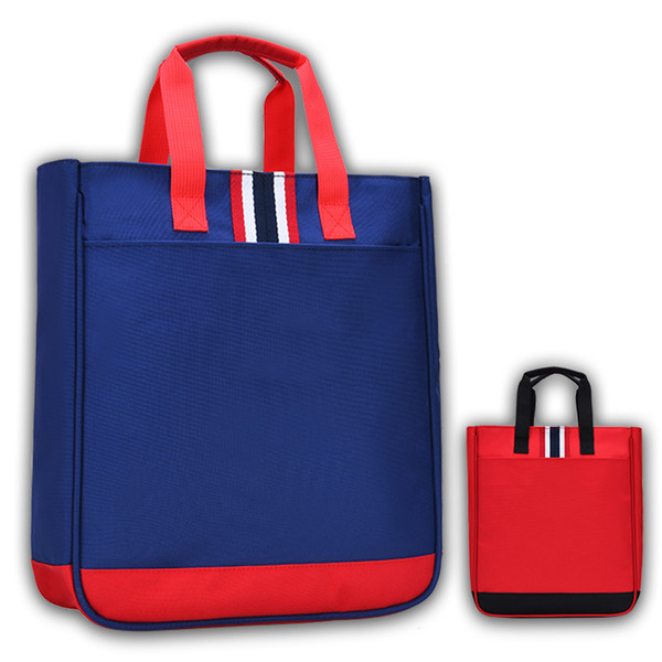 Pupils make up a missed lesson schoolbag children's handbag carrying a book bag make up missed lesson bag