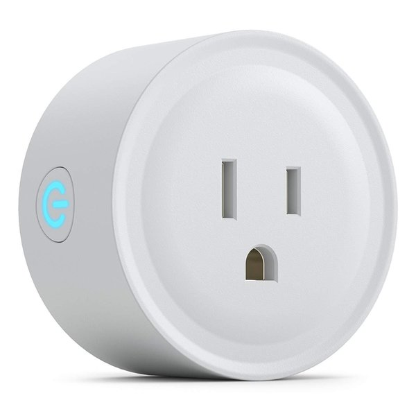 Smart Power Plugs WIFI Smart Plug US-Stecker Timing-Buchse Wireless Outlet Control-Funktionsstecker für Smart Home Automation