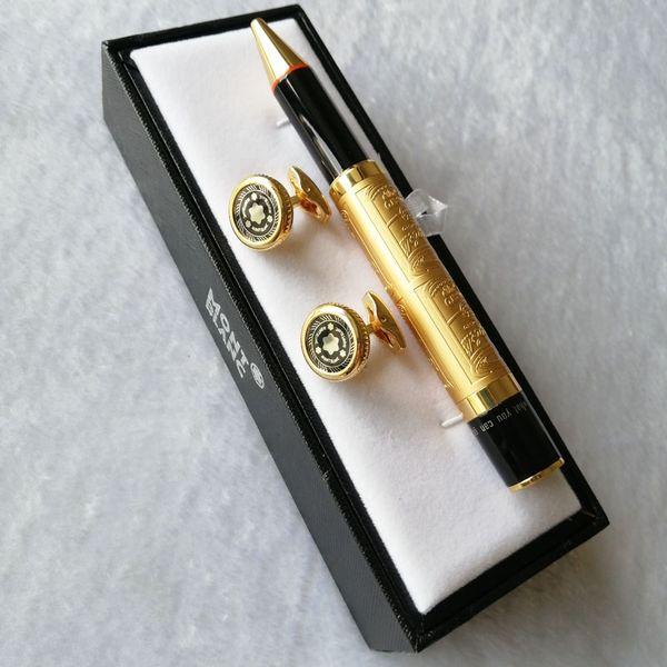 16 Kalem + Kol Düğmeleri + Kutu