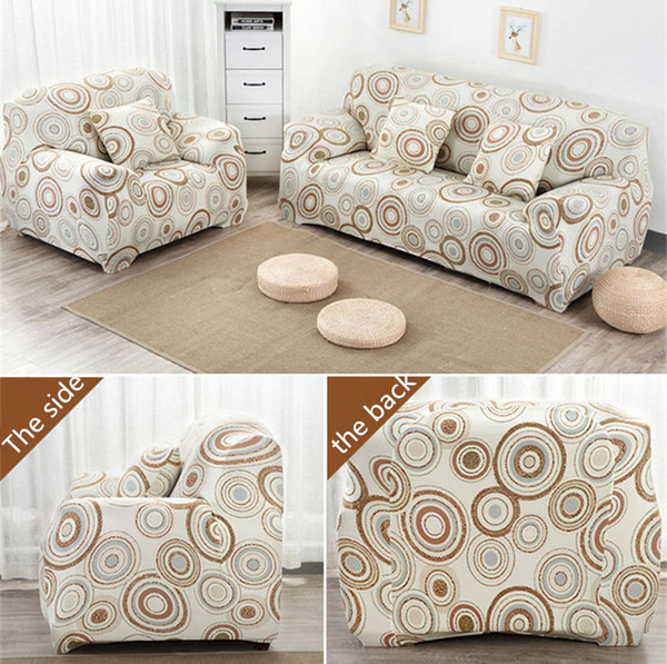 Geometric Patte Slipcover Elastic Sofa Cushion Chair Covers Washable  Universal Sectional Slipcover Pillowcase For Living Room 1 2 3 4 Seater  Seat ...