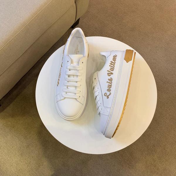 Воздушный дизайнер принудительно мужская Повседневная обувь Мужская мода роскошные плоские коньки кроссовки Us38-45 модельер лоферы плоские туфли брендовая обувь