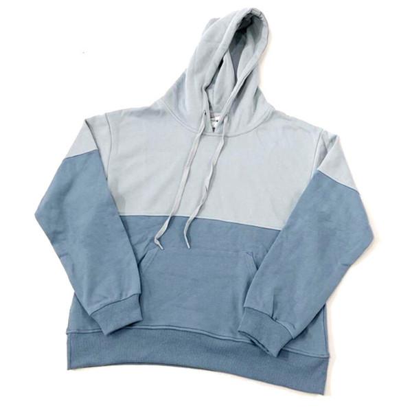 Designer Mens Woemens 2019 New Brand felpa moda casual a maniche lunghe camicetta di modo superiore di alta qualità con cappuccio Felpe M-2XL B101309Q