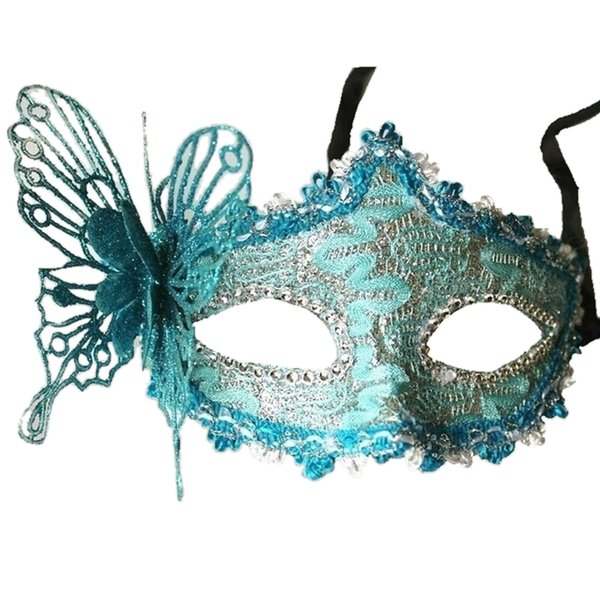 Sexy Women Lace Mask Venetian Masks Masquerade Ball Party Carnival Face Graduation Ceremony Party Half Mask
