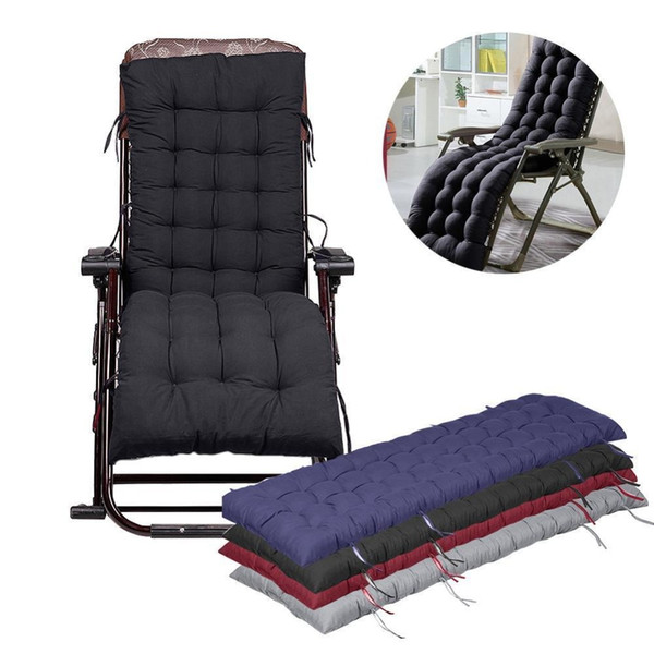 Magnificent Lounge Chair Cushion Tufted Soft Deck Chaise Padding Outdoor Patio Pool Recliner Cooling Gel Car Seat Cushion Cooling Seat Cushion For Car From Machost Co Dining Chair Design Ideas Machostcouk