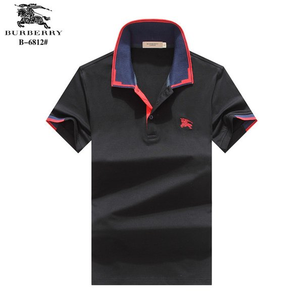 T-shirt à manches courtes pour hommes - T-shirt manches courtes pour hommes 2018