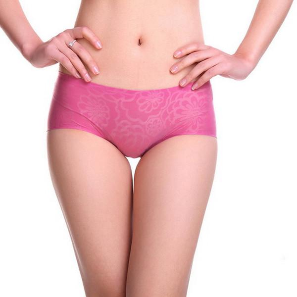 2017 New listing Women Panties Hollow Out seamless Underwear omen Fashion Ladies Lingerie Intim Undies Women briefs
