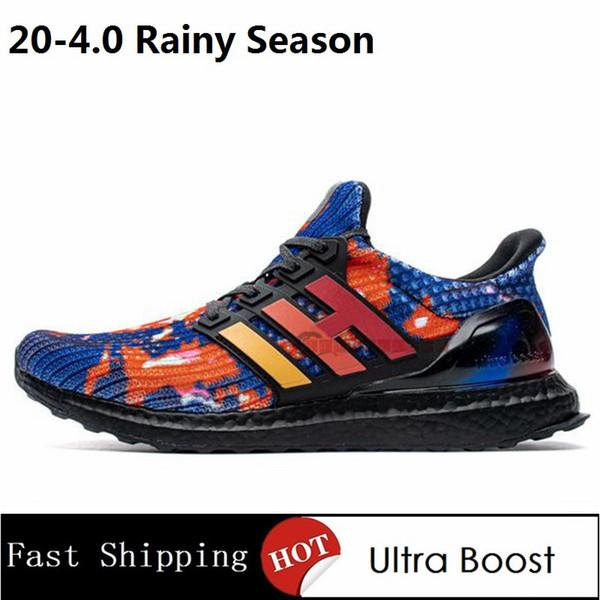 4.0 Época de lluvia