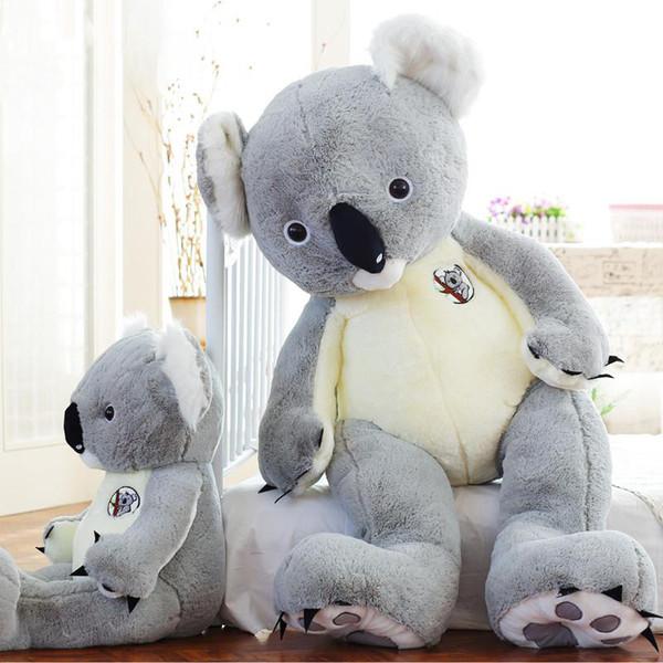 Compre Millffy Grande Koala Muñeca Abrazos Oso Juguetes De Peluche
