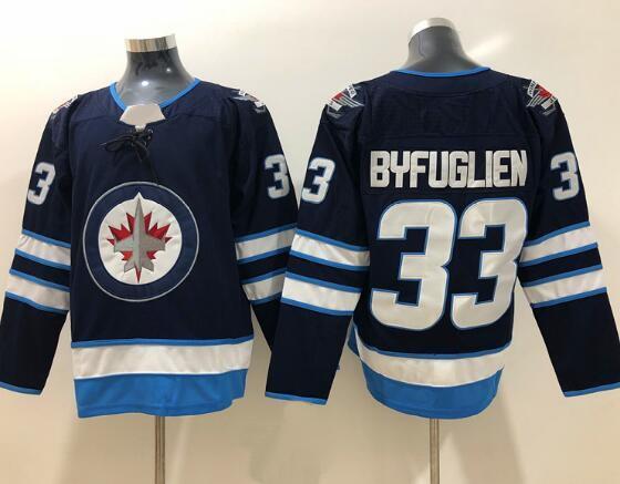 33 Byfuglien-Navy Blue