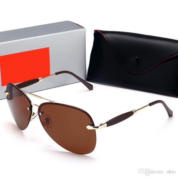 03082fe219 r3515 With Polarized Hot Sale 2019 Ray Aviator Sunglasses Vintage Pilot  Brand Sun Glasses Bans UV400