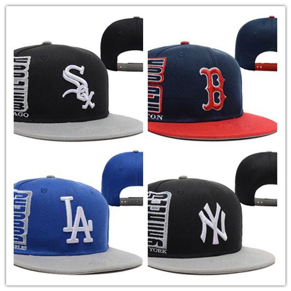 2019 neue Art-freie Verschiffenanzeige Crooks und Schlösser-Hysteresen-Hüte NY bedeckt LA-Kappe Hip-Popkappen, große C-Baseball-Hut-Ballkappen