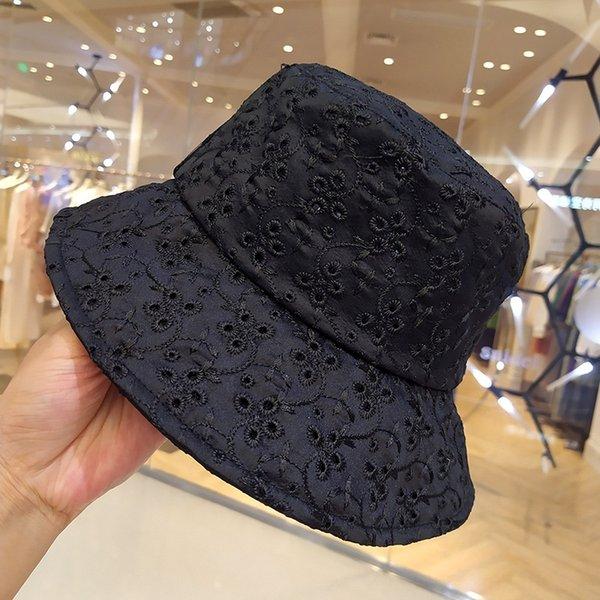 chapeau de pêcheur noir