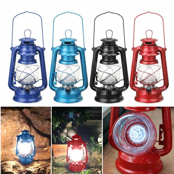 Battery Operated 15 LED Outdoor Camping Portable Lanterns Hand Light Indoor Outdoor Camping Garden Fishing Torch