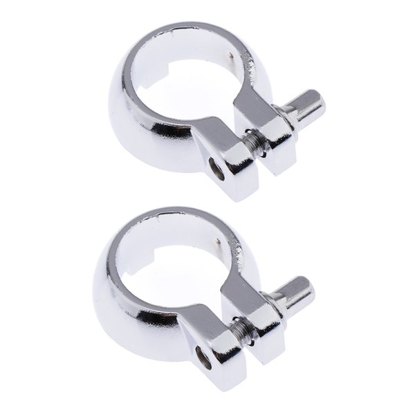 best selling 2 Pieces Cymbal Stand Memory Locks 22mm Diameter - Chrome