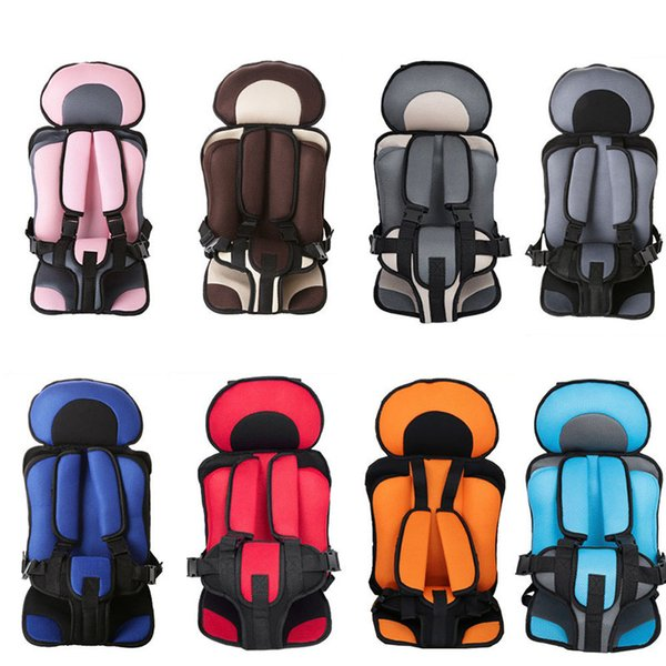 best selling Children Seat Cushion Infant Safe Seat Portable Baby Safety Chairs Stroller Soft Cushion Thickening Sponge Kids Car Seats Pad fit 0-5T C931