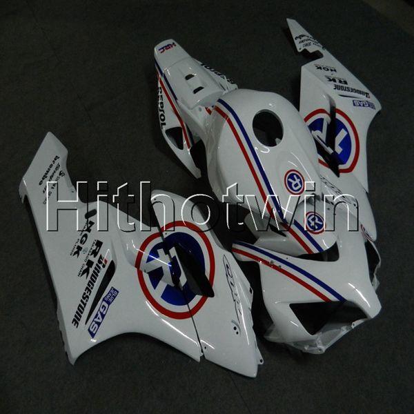 23 colores + Tornillos Molde de inyección repsol blanco artículo de motocicleta para HONDA CBR1000RR 2004-2005 CBR1000RR 04 05 ABS motocicleta Carenado