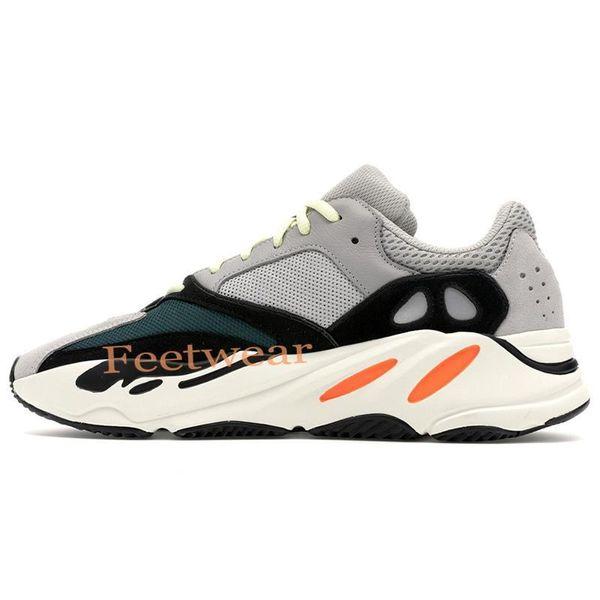 No.1-Wave Runner Solid Grey